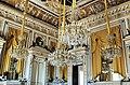 Castello ducale di Corigliano C. ,sala degli specchi..JPG