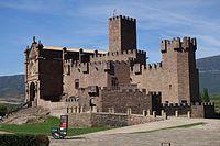 Castillo de Javier en Javier.JPG