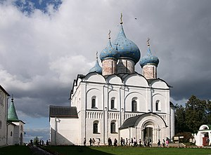 Cathedral of the Nativity, Suzdal - Cathedral of the Nativity