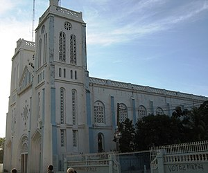 Les Cayes - Les Cayes Cathedral