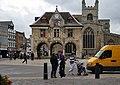 Cathedral Square, Peterborough - geograph.org.uk - 1013886.jpg
