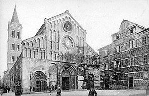 Dalmatian Italians - Zadar Cathedral
