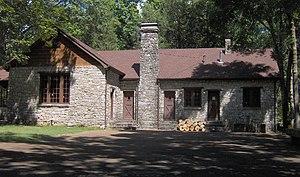 Cedars of Lebanon State Park - Cedar Lodge