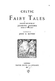 Celtic Fairy Tales.djvu