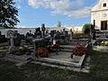 Cemetery in Hostim, Znojmo District.JPG