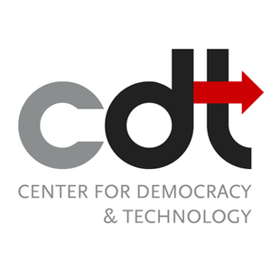 Center for Democracy and Technology - CDT logo