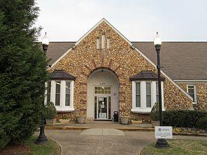 Center Point, Alabama - Center Point City Hall