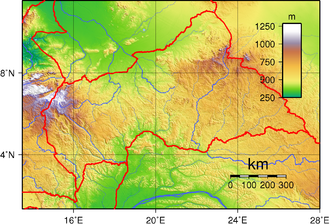 Central African Republic Topography.png