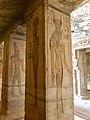 Central Hall, Temple of Hathor and Nefertari, Abu Simbel, AG, EGY (48016680713).jpg