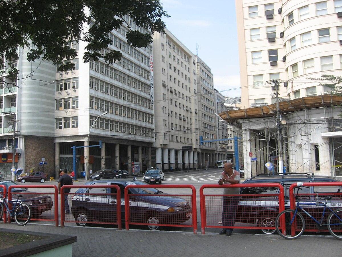 Avenida Amaral Peixoto (Niterói) – Wikipédia, a enciclopédia livre
