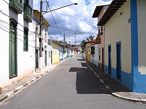 Santana de Parnaíba - Old center of Santana de Parnaíba