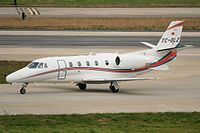 Cessna 560XL Citation XLS, Bonair Business Charter JP6762398.jpg