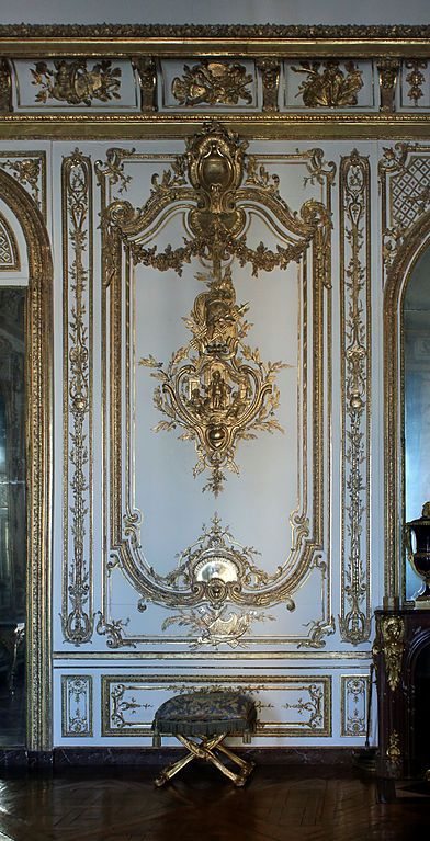 file ch teau de versailles cabinet du conseil lambris louis wikimedia commons. Black Bedroom Furniture Sets. Home Design Ideas