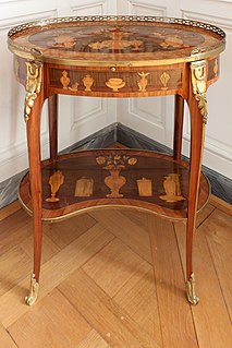 French cabinetmaker