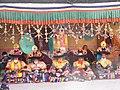 Cham dancers Spituk Monastry Gustor Festival.JPG