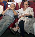Chandrakant Topiwala with his wife (Cropped).jpg