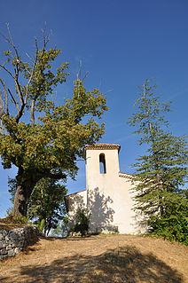 Montagnac-Montpezat Commune in Provence-Alpes-Côte dAzur, France