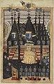 Chapelle ardente pour l'exposition du cœur d'Anne de Bretagne dans l'église des Carmes à Nantes.jpg