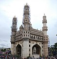 CharMinar(construction) as of July 2019.jpg