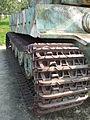 Char Tigre de Vimoutiers 2012-02 tank track 4.JPG