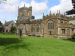 Chard, Somerset - Image: Chardchurch