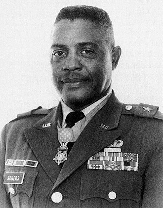Charles Calvin Rogers - Charles Rogers as a brigadier general