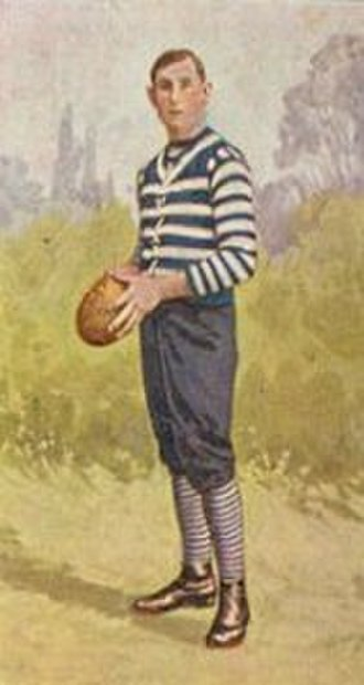 1897 VFL finals series - Image: Charles Coles