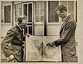 Charles Lindbergh uses Rand McNally railroad maps for navigation over land during his flight... (NBY 5142).jpg
