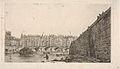 Charles Meryon, Le Pont-au-Change vers 1784, 1855.jpg