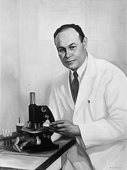 Charles R Drew portrait
