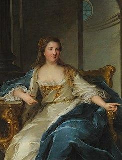 Landgravine Caroline of Hesse-Rotenburg Princess of Condé