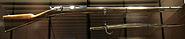 Chassepot gun model 1866 Mutzig 1869