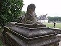 Chateau Chenonceau - Sphinx (3723987147).jpg