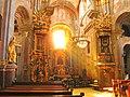 Chełm, kościół p.w. ŚŚ Apostołów, wnętrze.jpg