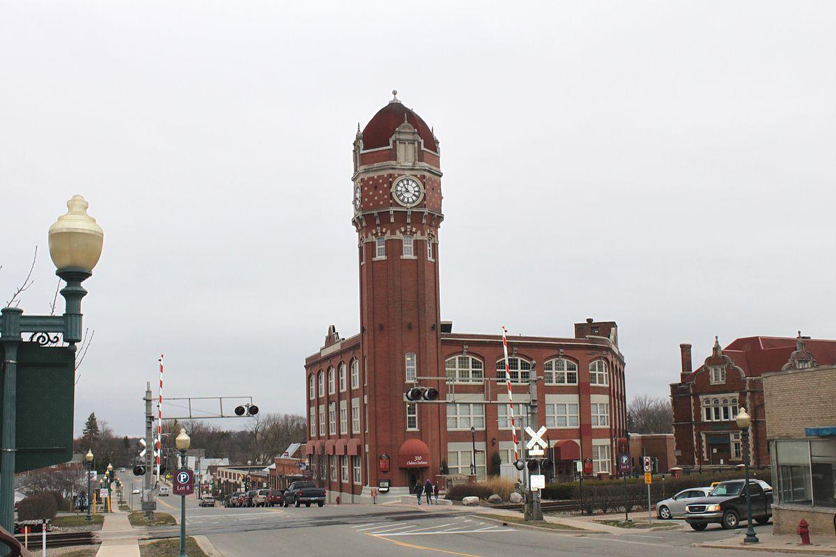 Chelsea, Michigan - Wikipedia