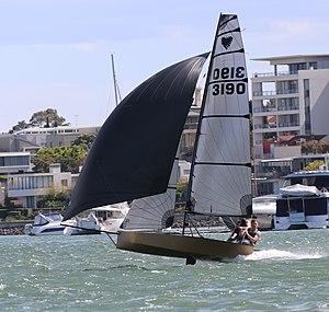 SailboatData.com - CAPRI CYCLONE Sailboat