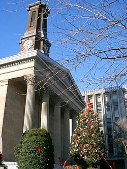Okresní soud v Chesteru