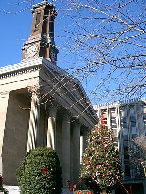 Chester County, Pennsylvania - Image: Chester County Courthouse