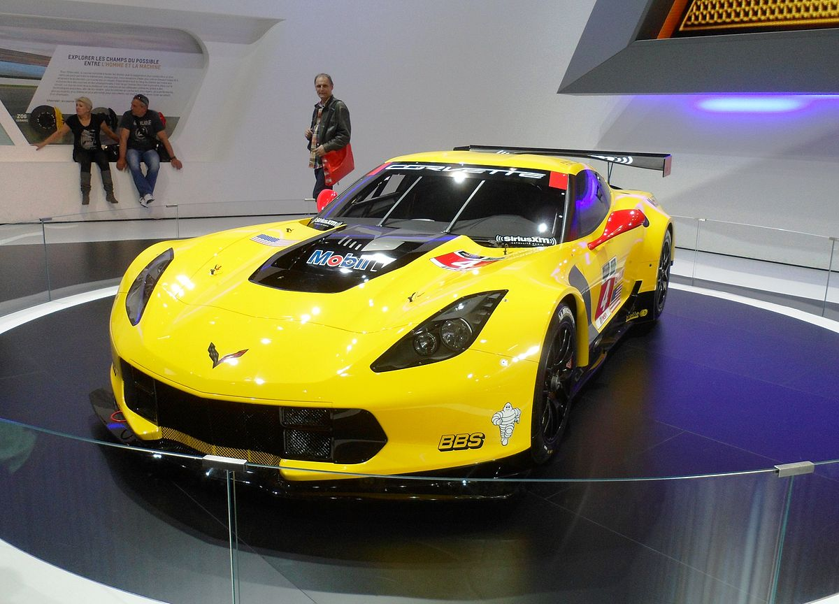 chevrolet corvette c7 r wikipedia. Black Bedroom Furniture Sets. Home Design Ideas