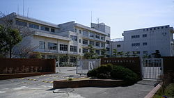 ChibaNishiHighschool20110319.jpg