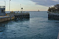 Chicago Harbor Lock Opening to Lake Michigan.jpg