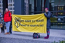Chicago Sunrise Movement Rallies for a Green New Deal Chicago Illinois 2-27-19 6308 (33360192358).jpg