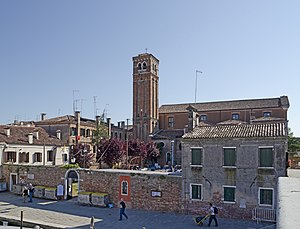 San Giobbe - Image: Chiesa di San Giobbe Venezia 2