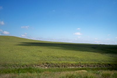 Mesa del Norte is part of the extreme northern part of the Mexican Plateau. Chihuahua Steppe.jpg