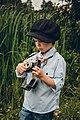 Children cap camera retro.jpg