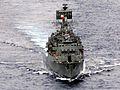 Chilean destroyer Blanco Encalada (DLH 15) underway in 1999.JPEG