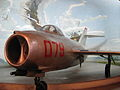 Chinese Mig, Military Museum of the Chinese People's Revolution.jpg