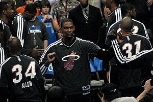 2012–13 Miami Heat season - Chris Bosh