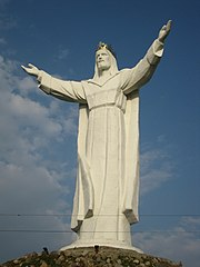 Christ the King statue