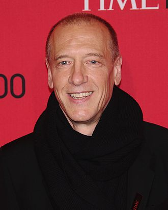 Christian Marclay - Marclay at the 2012 Time 100 gala